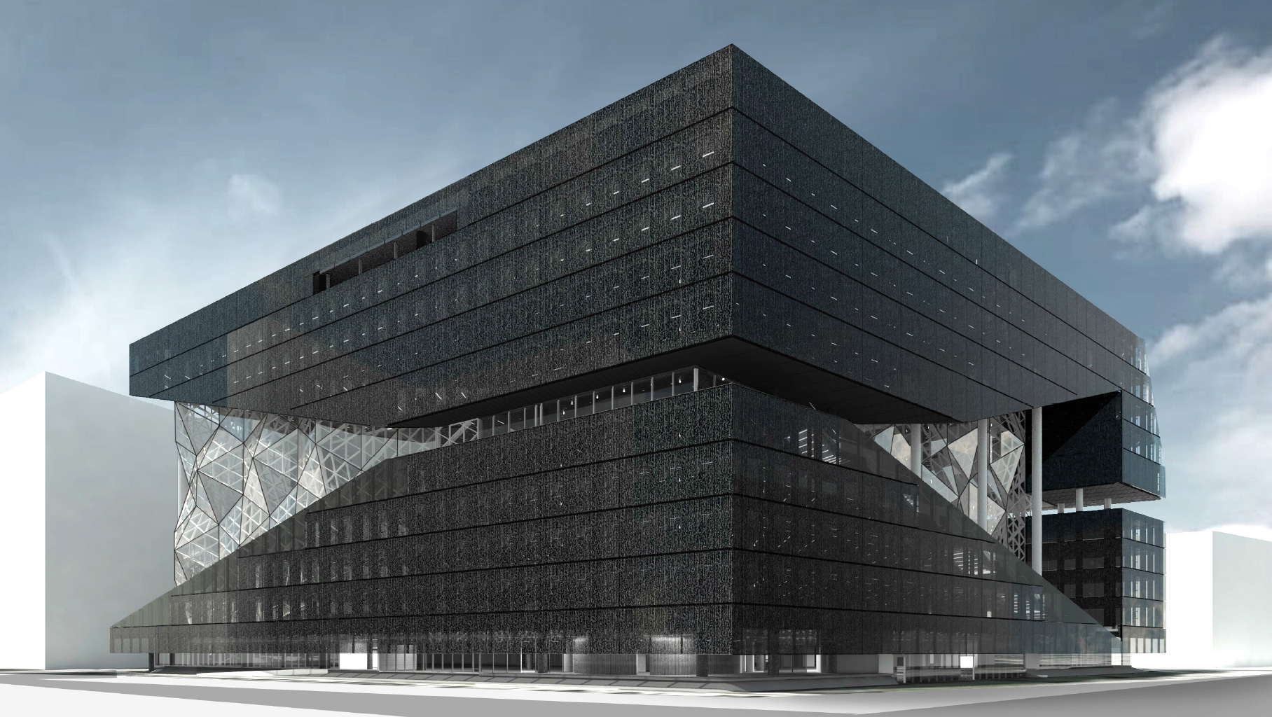 Axel Springer Edificio