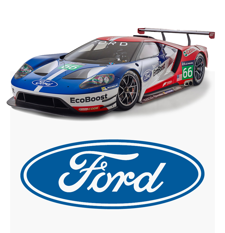 Ford at Le Mans