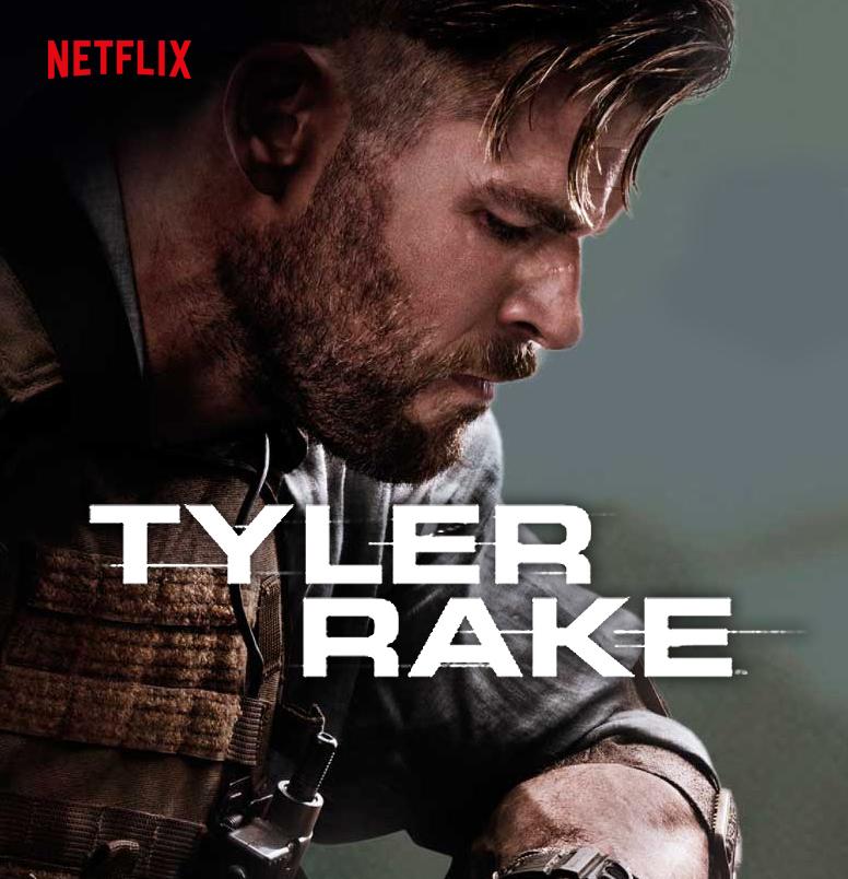 Estreno de Taylor Rake - Netflix